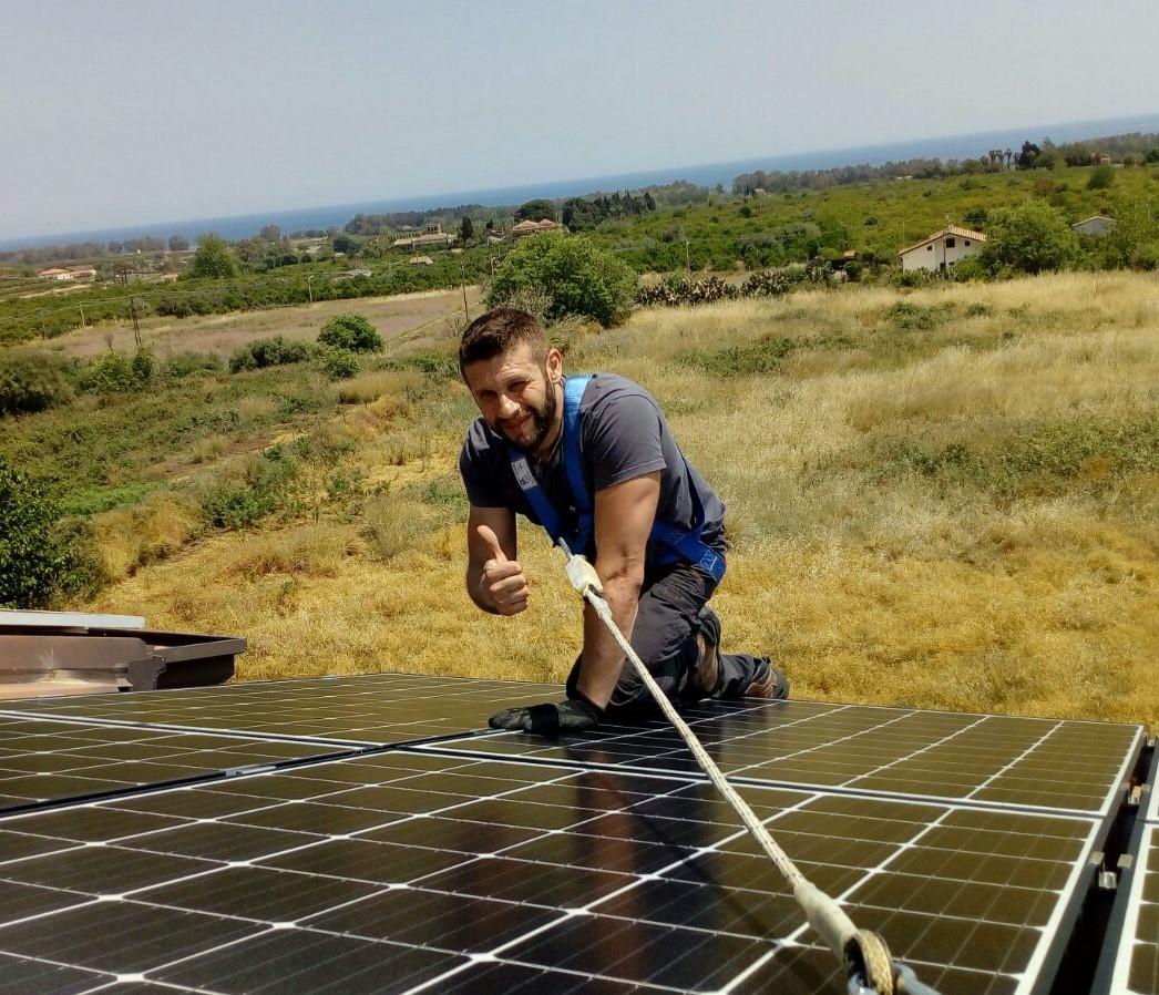 Energia Solare In Sicilia tess formula costo zero - tecnologie solari sicilia